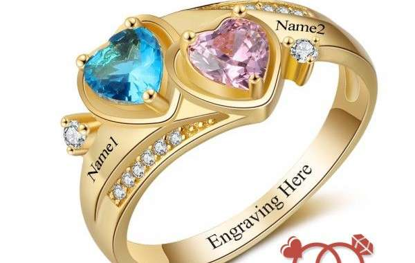 The Death of November Birthstone Rings