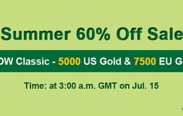 Up to 60% off world of warcraft Classic gold seller for WOW Classic Darkmoon Faire