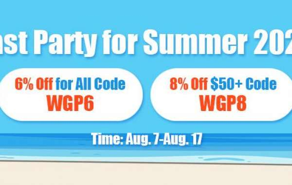 Up to 8% off cheapest wow classic gold ever us as Last Party for Summer 2020 for All