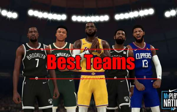 The Best Teams To Play With In NBA 2k21