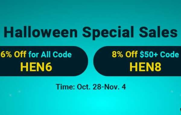 Up to 8% off wow classic gold fast and cheap on WOWclassicgp as Halloween Special Sales
