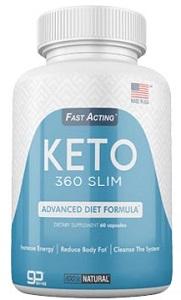 Keto 360 Slim Comentarios - Pérdida de Peso Contraindicaciones! Precio