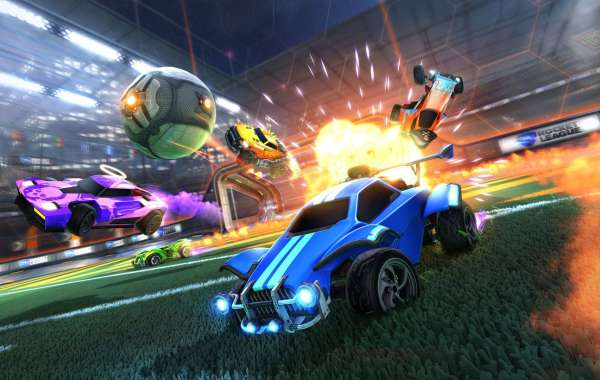 Rocket League lately expanded from PS4 and PC