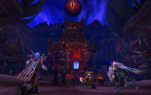 World of Warcraft is being invaded by pre-expanded zombies