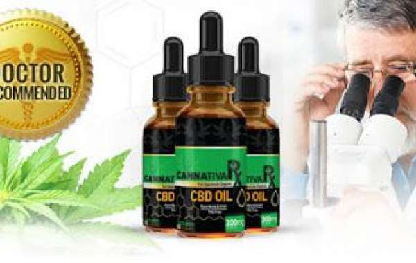 Cannativa CBD : Healthy Muscles and Pain Relief Formula!