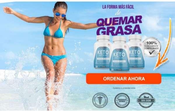 Keto 360 Slim - Queme la grasa corporal y manténgase saludable!