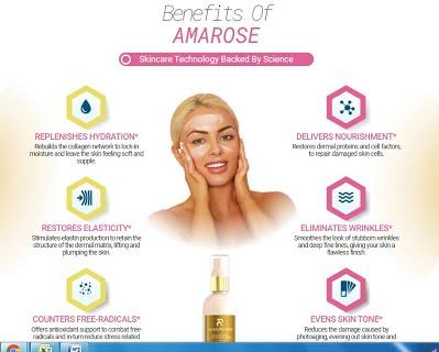 Amarose Boosting Moisturizer Skin Care -   Citro Burn