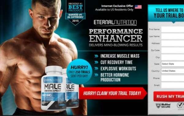 Eternal Nutrition Male Enhancement & Keto GenX: — Enhance Male Power & Performance! Price, Buy