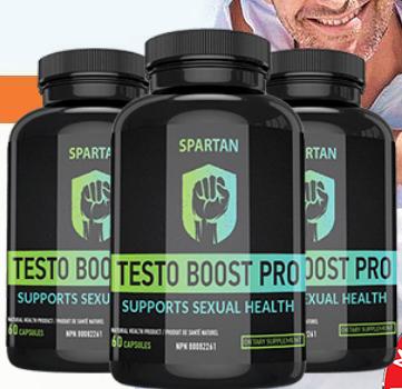 Spartan Man Male Enhancement Renewed Sex Drive and Libido - Steady Alpha Ultimate