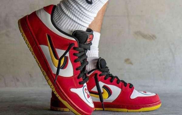 309242-307 Nike SB Dunk Low Vietnam 25th Anniversary 2021 Cheap for sale