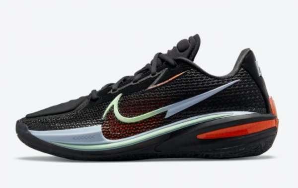 """The strongest boots Nike Zoom GT Cut """"Black"""" CZ0175-001 you're worth it"""