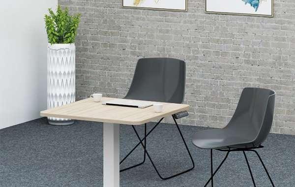 CONTUO Height Adjustable Desk - 4 Healthy Benefits