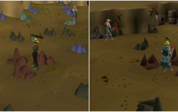 OSRS gold is a good game to pass the time
