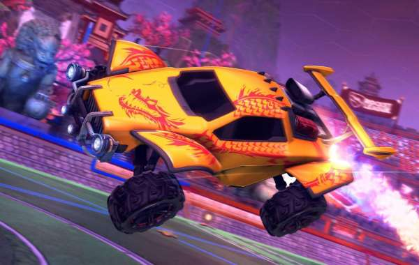 We knew that Rocket League could be getting new promotional cosmetic