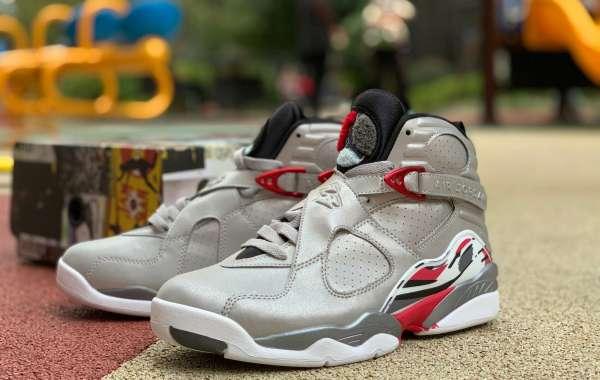 Air Jordan 8 Basketball Shoes Would you like its design?