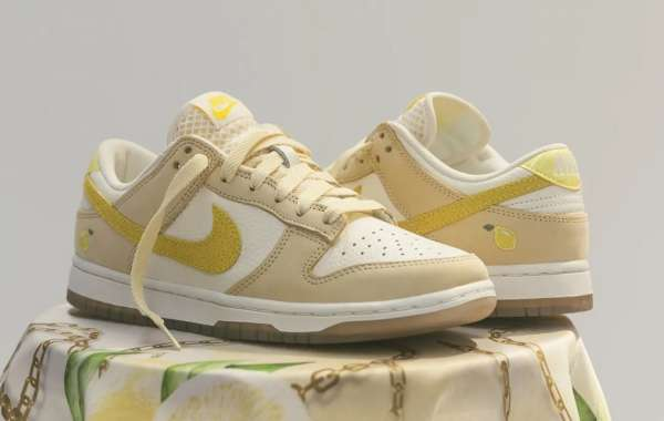 "Where To Buy The Nike Dunk Low ""Lemon Drop"" DJ6902-700 ?"