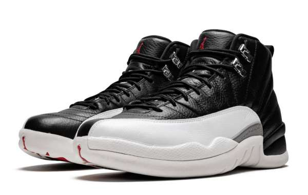"""Air Jordan 12 """"Playoffs"""" arrives in the spring of 2022"""