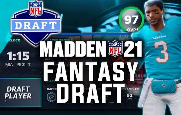 Madden 21: How To Do A Fantasy Draft