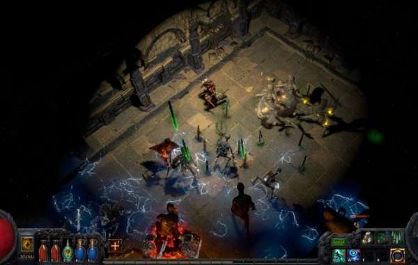 Players still need to walk a lot to master Path of Exile Build