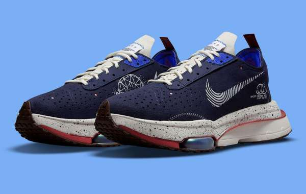 """DM5448-411 Nike Air Zoom Type """"The Great Unity"""" will be released soon"""
