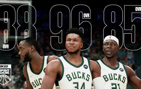 NBA 2K22 announced the ratings of rookies