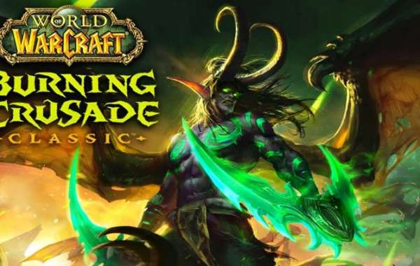 The Burning Crusade Classic: the time required to reach the highest level