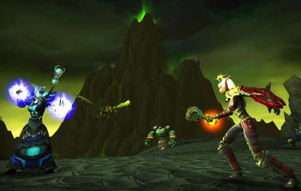 World of Warcraft Classic The Burning Crusade: They need to see the location of the Dark Portal